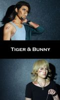 TIGER and BUNNY by eN-yen