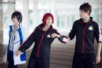 FREE! ~ You Belong With Me by LauMao