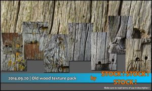 2014.09.20 | Old wood texture pack by Stock-Stock-Stock