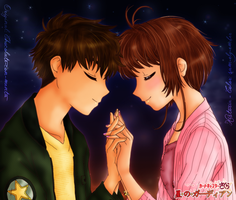 ccs-HnG - Just Believe by sam-ely-ember