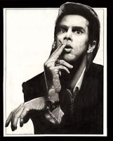 Nick Cave Portrait by razz007