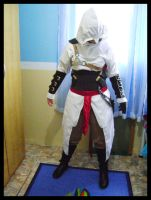 Cosplay Altair 2 by LuciRamms