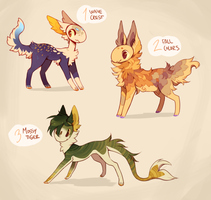 Fishthing auction (closed!) by vilhoadopts