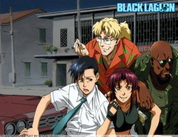 Black Lagoon by waswas1717
