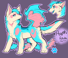 Pippet the Relicota by MystikMeep