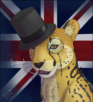 Totalbiscuit is a Cheetah by The-Hare