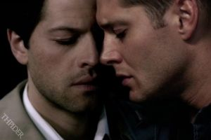 Destiel - Stay by DanglingThpider