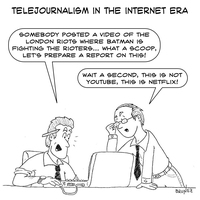 Internet and new media by marcobrunez