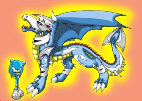 Blader the Guardian Dragon by Fly-Sky-High