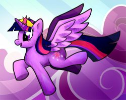 Princess Twilight Sparkle by BrownWolfFM