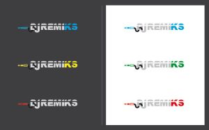 DJREMIKS NEW LOGO by shark-graphic