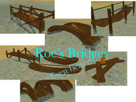Roc's Bridges, Updated! by Rocandrol