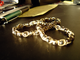 Ball Chain In Light by cow41087