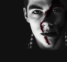 Demon!Stiles by mrshoechlins