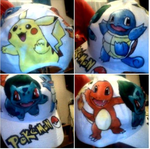Pokemon cap by ConkerTSquirrel
