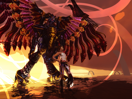 Bahamut by iTzApy