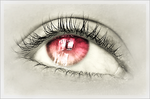 Angel Eye by Guazdka