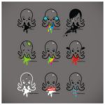 All Octopus by dracoimagem-com