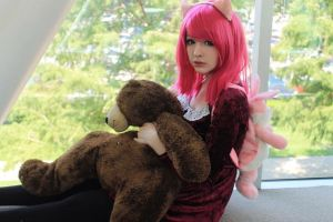 Annie League of Legends Cosplay 02 by bitsycosplay