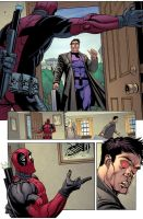Deadpool Team-Up 890 pg 2 by MicahJGunnell