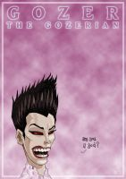 Gozer the Gozerian by DrFaustusAU