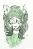 Jadesprite: Cry anyway by Hallsifer