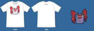 Shirt Design 2 by ehime
