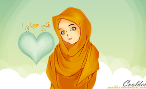 hijaby my heart by CoolDes
