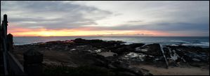 A Panoramic Dawn by donnymurph