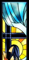 another stained glass piccu by Centi