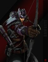 Hawkeye by Draconius666