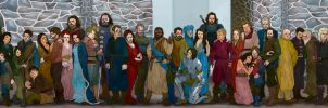 Game of Thrones Colours by Deputee