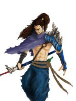 Yasuo, the unforgiven by Massimo-Weigert