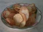 Potato Chips by wr0