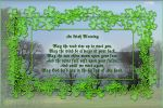 Irish Blessing by desmo100