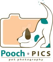 Pooch Pic Logo by AshTwin