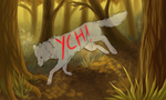 :YCH: Forest run (closed) by DragonDodo
