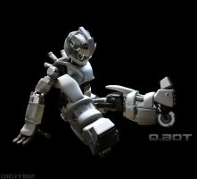 Qbot 80 percent by Digit82
