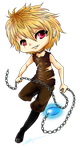PC Psyche chibi by Angie-Milady