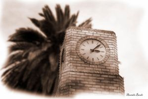Mordialloc Clock Tower by AmandaBaude