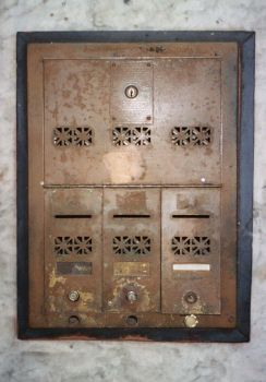 Stock - Victorian Mailbox by idolhands