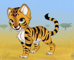 Tiger:3 by ShadowXRougeRULES
