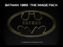 BATMAN 1989 Image Pack by mawstock