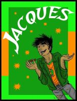 Jacques Profile by greensprout