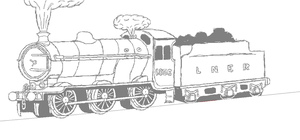 The scottish workhorse by trainboy656