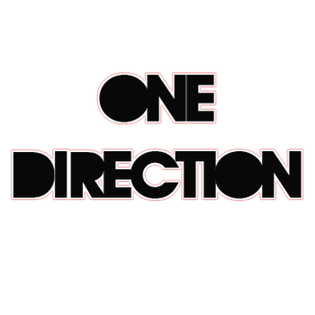One Direction Png by MicaLittrell