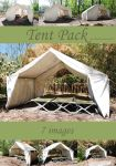 Tent Pack by PirateLotus-Stock