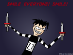 JTHM- Smile Everyone by I-Luv-Emoboys