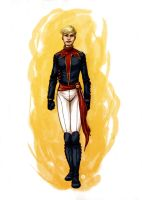 Captain Marvel Redesign by 2depaus
