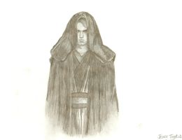 Anakin Skywalker by CrazyInsaneJess